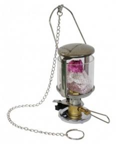 Лампа осветительная газовая