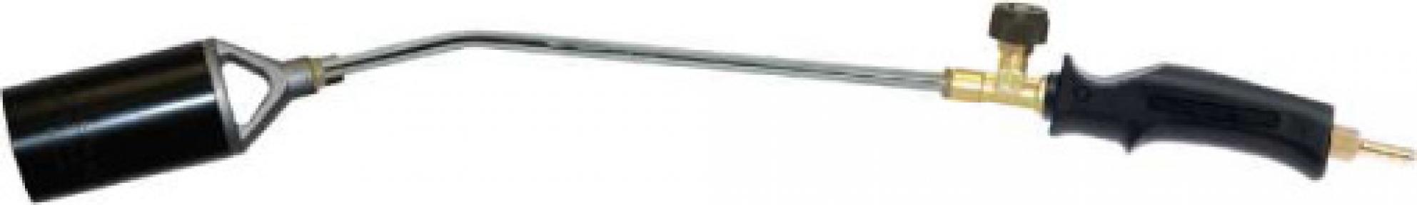 Горелка газо-воздушная рычажная Idealgas FC 412/60