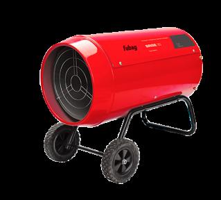 Нагреватель газовый Fubag Brise 30