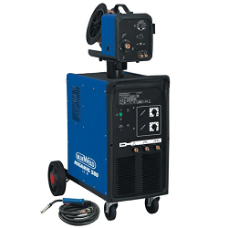 Аппарат полуавтоматической сварки Blueweld Megamig 580