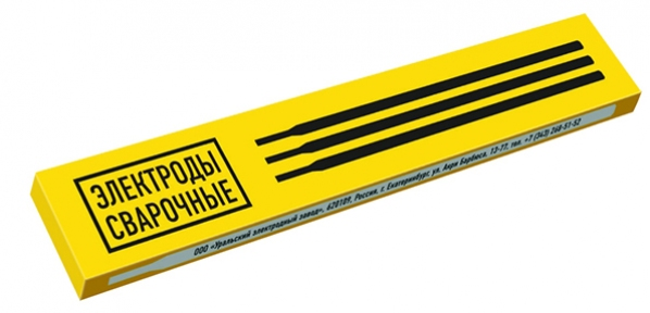 Электроды сварочные УЭЗ МР-3С ø 3 мм