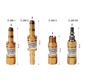 Клапан огнепреградительный на горючий газ Е 460