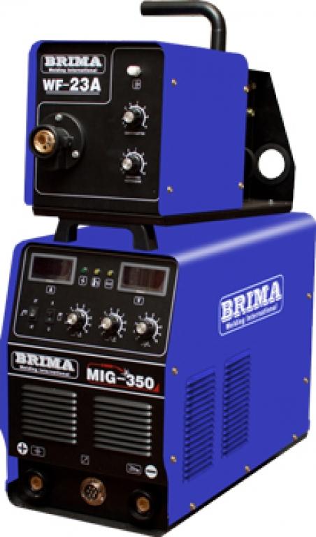 Аппарат полуавтоматической сварки Brima MIG-350