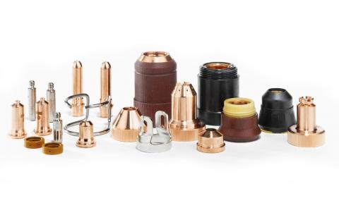 Диффузор газовый для плазмотрона S 25-S 45