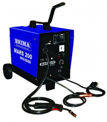 Аппарат полуавтоматической сварки Brima MARS-200