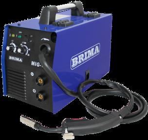 Аппарат полуавтоматической сварки Brima MIG-160 с ММА