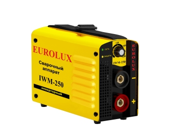 Аппарат дуговой сварки Eurolux IWM-250