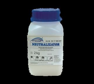 Нейтрализатор для травильных паст MOST (2 кг)