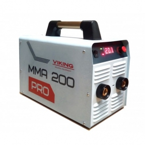 Аппарат дуговой сварки VIKING ММА 200 PRO