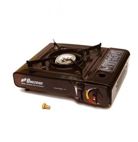 Плита газовая 1-конфорочная BD001-2WN с переходником