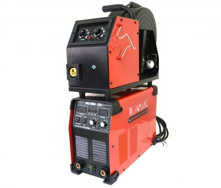Аппарат полуавтоматической сварки LAVA MIG/MMA-350F