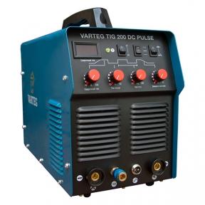 Аппарат аргонодуговой сварки VARTEG TIG 200 DC PULSE TIG/MMA
