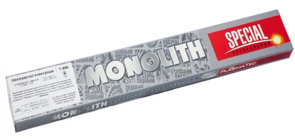 Электроды сварочные Монолит Т-590 ø4 мм, пачка 1 кг