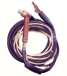 Горелка аргонодуговая ГДС-500 с водяным охлаждением