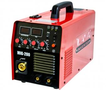 Аппарат полуавтоматической сварки LAVA MIG-200 с ММА