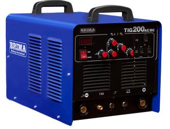 Аппарат аргонодуговой сварки BRIMA TIG 200 AC/DC