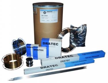 Проволока порошковая самозащитная Dratec DT-FD2-O