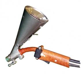 Горелка сварочная А1231-5-Ф2 для полуавтомата