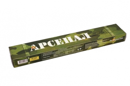 Электроды сварочные МР-3 АРС ø3 мм, пачка 1 кг