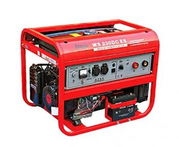 Бензогенератор сварочный Fubag WS 230 DC