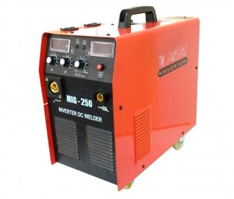 Аппарат полуавтоматической сварки LAVA MIG-250