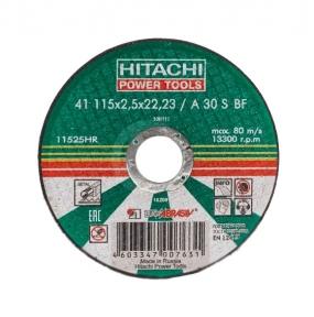 Диск отрезной по металлу Hitachi