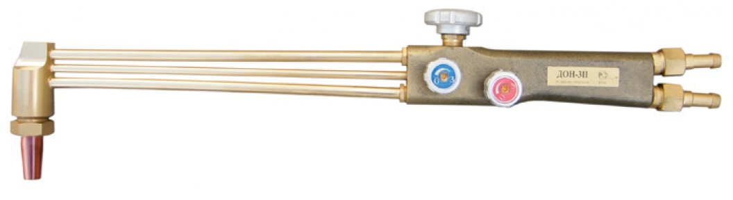 Резак ДОН-3П вентильный, 3-х трубный, 300мм