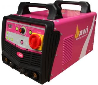 Аппарат аргонодуговой сварки AWI TIG 250P AC/DC Digital pulse