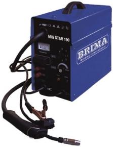Аппарат полуавтоматической сварки Brima MIGSTAR 190
