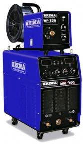 Аппарат полуавтоматической сварки Brima MIG-500