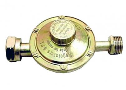 Редуктор бытовой пропановый AN-GU (1/2) с регулировкой
