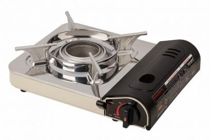 Плита газовая 1-конфорочная CYCLONE TS-500