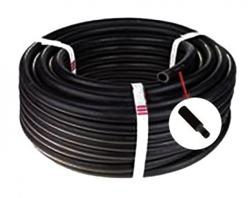 Рукав газовый Ø6,3 мм (кислород, ацетилен, пропан) черный