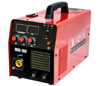 Аппарат полуавтоматической сварки LAVA MIG-180 с ММА