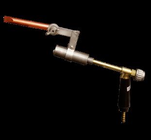 Горелка газо-воздушная ГВ-1-12 - пистолет с паяльником