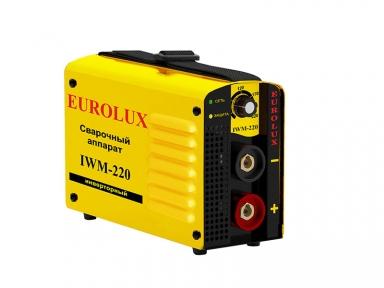Аппарат дуговой сварки Eurolux IWM-220