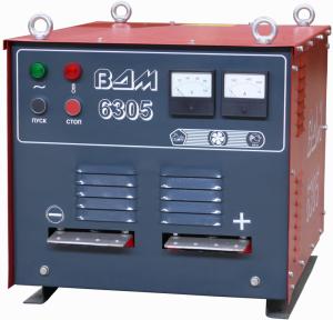Выпрямитель сварочный ВДМ-6305 П, 4-х постовой