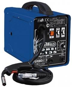 Аппарат полуавтоматической сварки Blueweld COMBI 4.135