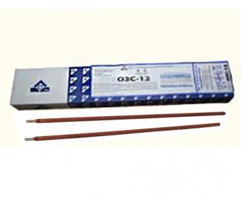 Электроды сварочные ОЗС-12 пачка 1 кг