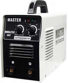 Аппарат дуговой сварки МАСТЕР ММА 250 IGBT (220В)