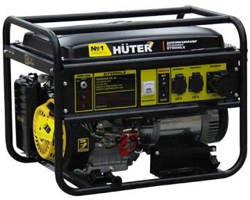 Бензогенератор HUTER DY9500LX